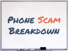 divisi ponsel-scam